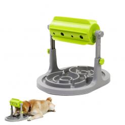 Educational Dog Puzzle Feeder